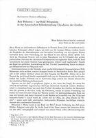 Rule Britannia - zur Rolle Britanniens - Theodosius - SD. KLIO 93 2011 - Olbrich