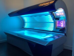 ItErgoline Advantage 400 Sunbed - great working condition- Home or commercial u