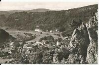 Ansichtskarte Muggendorf - Panorama mit BRK Kurheim - schwarz/weiß