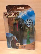 "Huntik Secrets and Seekers Action Figure ""Defoe"" 2009 Big Play Toys Figure - New"