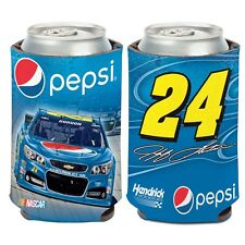 Jeff Gordon 2015 Wincraft #24 Pepsi 12oz Can Coolie Free Ship!