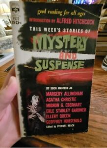 This Week's Stories of Mystery and Suspense (ed. by Stewart Beach, Paperback)
