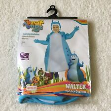 Beat Bugs Walter Toddler Halloween Costume Dress Up Pretend Size 2T-3T New