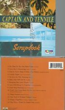 CD--CAPTAIN & TENNILLE--SCRAPBOOK