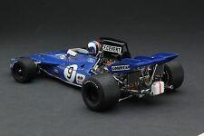 Exoto 1971 Tyrrell-Ford 003 / F. Cevert / 1st U.S. Grand Prix / 1:18 / #GPC97021