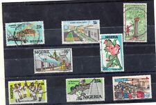 Nigeria Valores del año 1986 (DK-139)