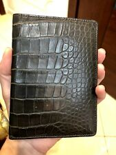 AUTHENTIC LANVIN PARIS BROWN WALLET