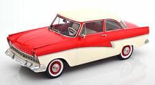 1:18 KK-Scale Ford Taunus 17M P2 1957 red/white