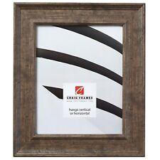 Craig Frames Revival, Antique Silver Picture Frame Poster Frame