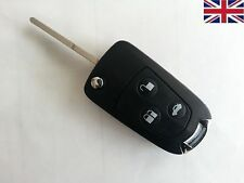 3 BUTTON REMOTE FLIP KEY FOB CASE CONVERSION KIT FOR FORD MONDEO FIESTA FOCUS