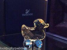 Swarovski Crystal Little Companion LUCY THE DUCK BNIB/COA!! #657107 Retired