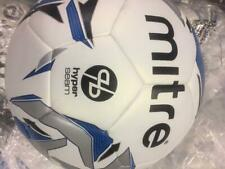 Mitre HyperSeam Match Quality Soccer Ball Size 5 Astro 40-46382155 Box of 16 New