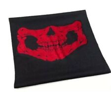 UK! Bicycle Ski Skull Face Mask Ghost Scarf Neck Warmer Snood Quad Bike Skeleton
