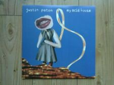 Justin Paton ‎– My Acid House : Mottomotto 2xLP ACID HOUSE