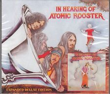 ATOMIC ROOSTER-in audizione of, expanded Deluxe Edition, CD NUOVO!