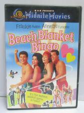 Beach Blanket Bingo DVD - OOP & Rare US Region 1 MGM Home Video - Frankie Avalon