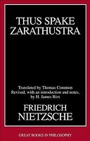 Thus Spake Zarathustra, Paperback by Nietzsche, Friedrich Wilhelm; Common, Th...