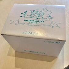 Moominvalley mug Arabia Moomin Valley Park Limited Japan NEW 2019 F/S Cute