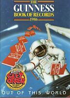 Very Good, Guinness Book of Records 1986, , Hardcover