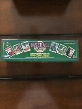 1990 Upper Deck Complete Set