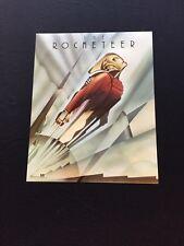 The Rocketeer 16x20 Walt Disney  Movie Poster