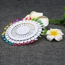 Unique Design Heart Pearl Head Pins Wheel Dressmaking Wedding Dress Sewing Tool