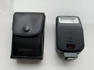 Canon Speedlite 200E with case