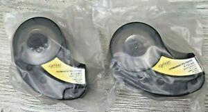 2 New Sealed Brady IDXpert Handheld Labeler Refills Permanent Polyester
