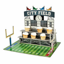 Large Football Stadium Cupcake Stand - Party Supplies - 1 Piece