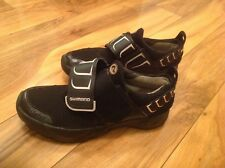 Shimano bike shoes size 7.5