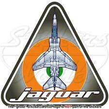 JAGUAR IS INDIA BAC-Breguet (SEPECAT) Indian AirForce IAF Vinyl Sticker, Decal