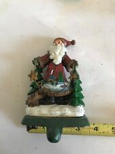 Santa Stocking Holder - Standing