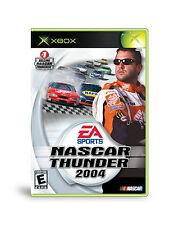 NASCAR Thunder 2004  (Xbox, 2003) racing