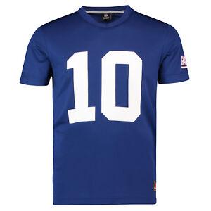 NFL New York Ny Giants Eli Manning 10 Jersey Shirt Polymesh Football