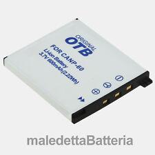 Casio_NP-60 Batteria  per Casio Exilim Zoom EX EX-Z19GN EX-Z19LP (OH2)