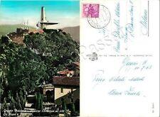 Cartolina di Gaggio Montano, faro - Bologna, 1963