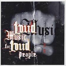 Loud Music for Loud People by Various Artists (CD, Aug-2002) Free Ship #GX55