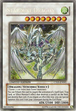 Yugioh CT05-EN001 Stardust Dragon Limited Edition Secret Rare Card