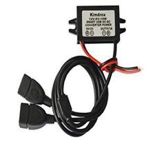 Kimdrox 3A/15W Dual Power Adapter For IPhone/iPad/Nokia/HTC
