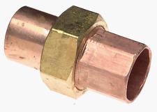 EPC 10133582 Pipe Union, 3/4 In, Copper, Copper