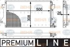 8FC 351 038-381 HELLA Kondensator Klimaanlage