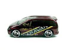 HOT WHEELS / Dodge Caravan (Metallic Red) - No packaging.