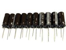 2200uF, 16V, 20%, 105°, 2200µF, Low Impedance, NICHICON, UPL1C222MHD  10 Stück