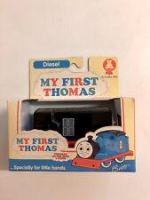 My First Thomas Diesel Golden Bear Train The Tank Engine New