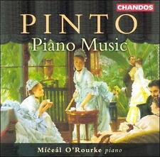 Pinto: Piano Music, New Music