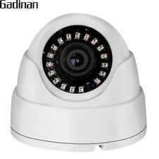 1080P 2.8mm Lens Wide Angle Vision Indoor Dome IP Camera ONVIF Motion Detection