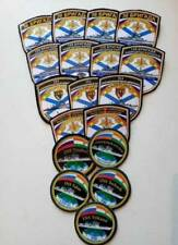 PATCH RUSSIA NAVY MILITARY FLEET  - ORIGINAL COLLECTION 18 PATCHES