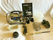 Omega Juice Extractor 8006 Juicer with Accessories