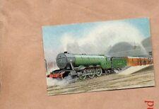 L.N.E.R. Great Northern Leaving Kings cross Salmon vintage trains series  . b2
