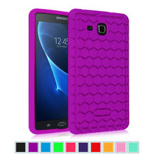 For Samsung Galaxy Tab A 7.0 inch SM-T280 / SM-T285 Tablet Silicone Case Cover